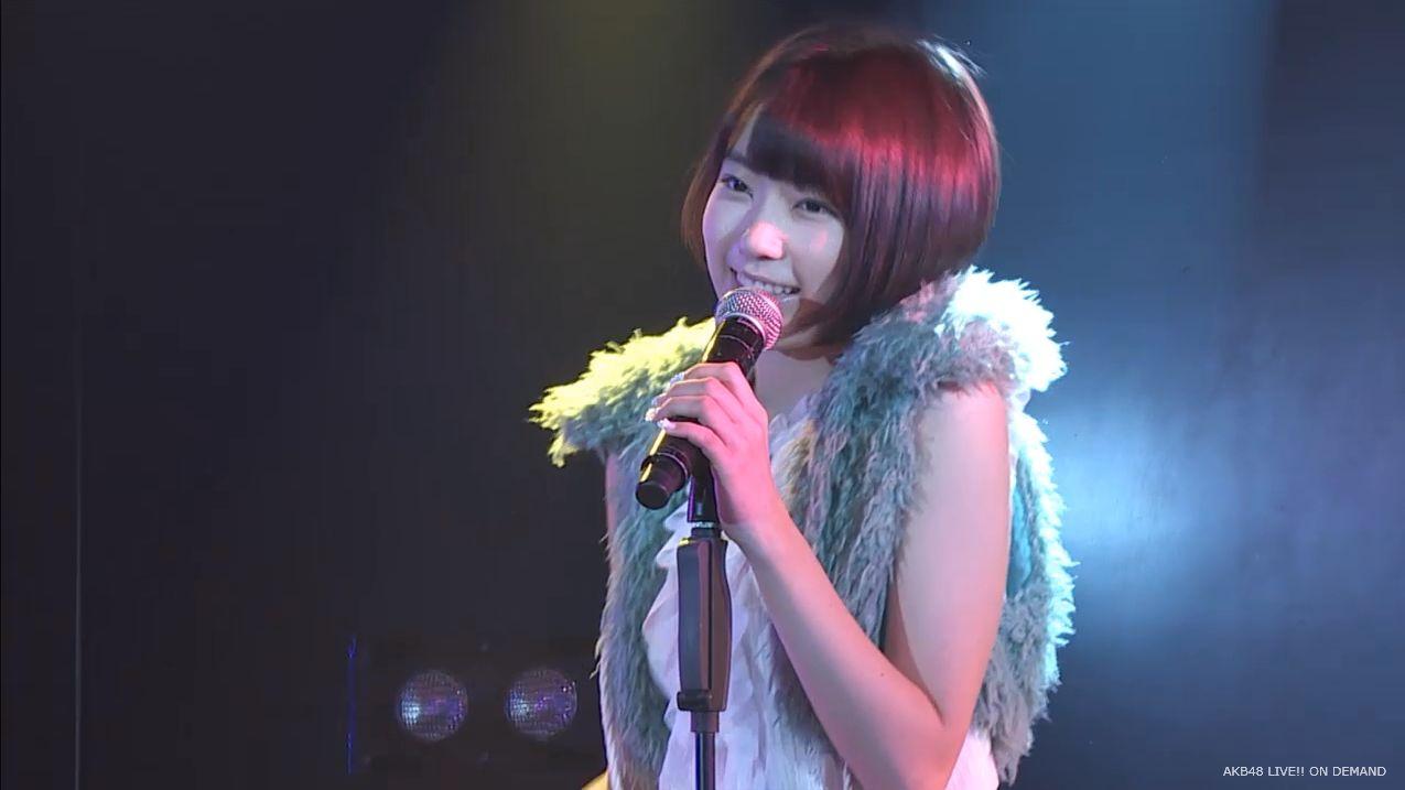 宮脇咲良 ハート型ウィルス AKB48チームA公演20140910