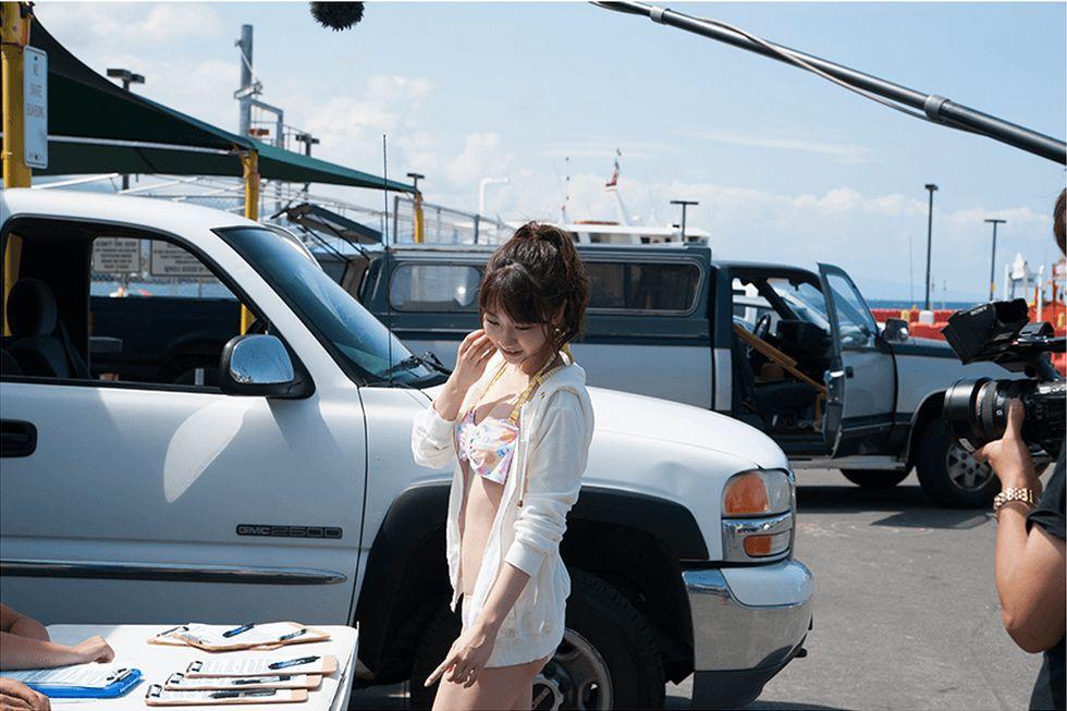 フレンチキスのキス旅   (14)