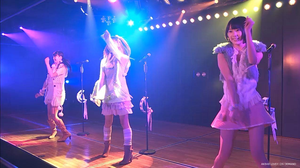 宮脇咲良 ハート型ウィルス AKB48チームA公演20140910 (38)
