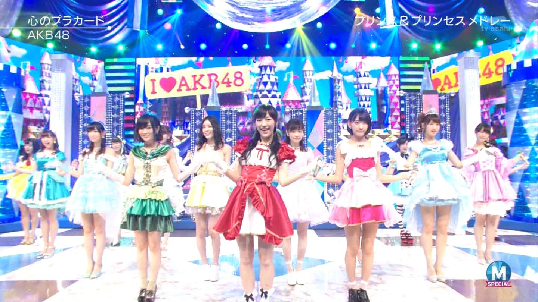 宮脇咲良 AKB48ミュージックステーション Mステ20140926 (79)