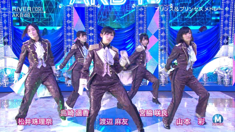 宮脇咲良 AKB48ミュージックステーション Mステ20140926 (47)