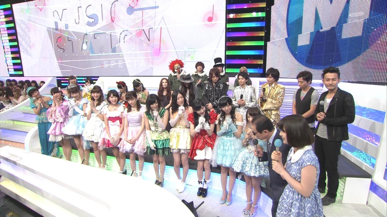 宮脇咲良 AKB48ミュージックステーション Mステ20140926 (93)