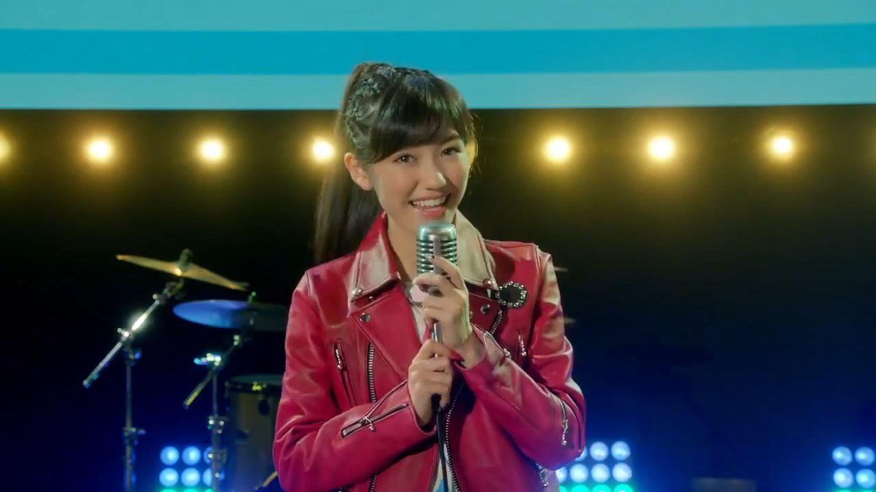 AKB48 渡辺麻友EPSONカラリオCM (38)