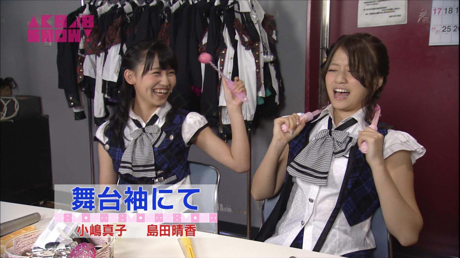 小嶋真子 彼女になれますか AKB48SHOW! 20140906 (2)