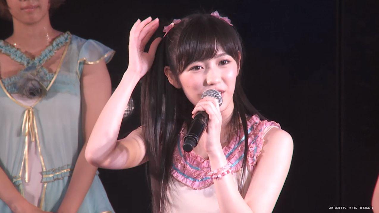 渡辺麻友ツインテール チームB公演 20140905 (23)