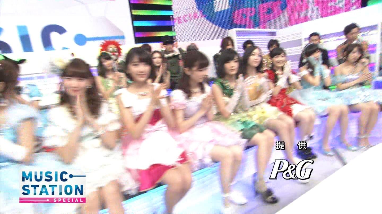 宮脇咲良 AKB48ミュージックステーション Mステ20140926 (86)