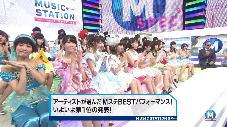宮脇咲良 AKB48ミュージックステーション Mステ20140926 (89)