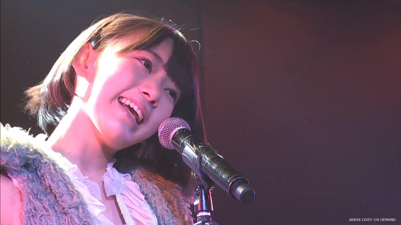 宮脇咲良 ハート型ウィルス AKB48チームA公演20140910 (12)
