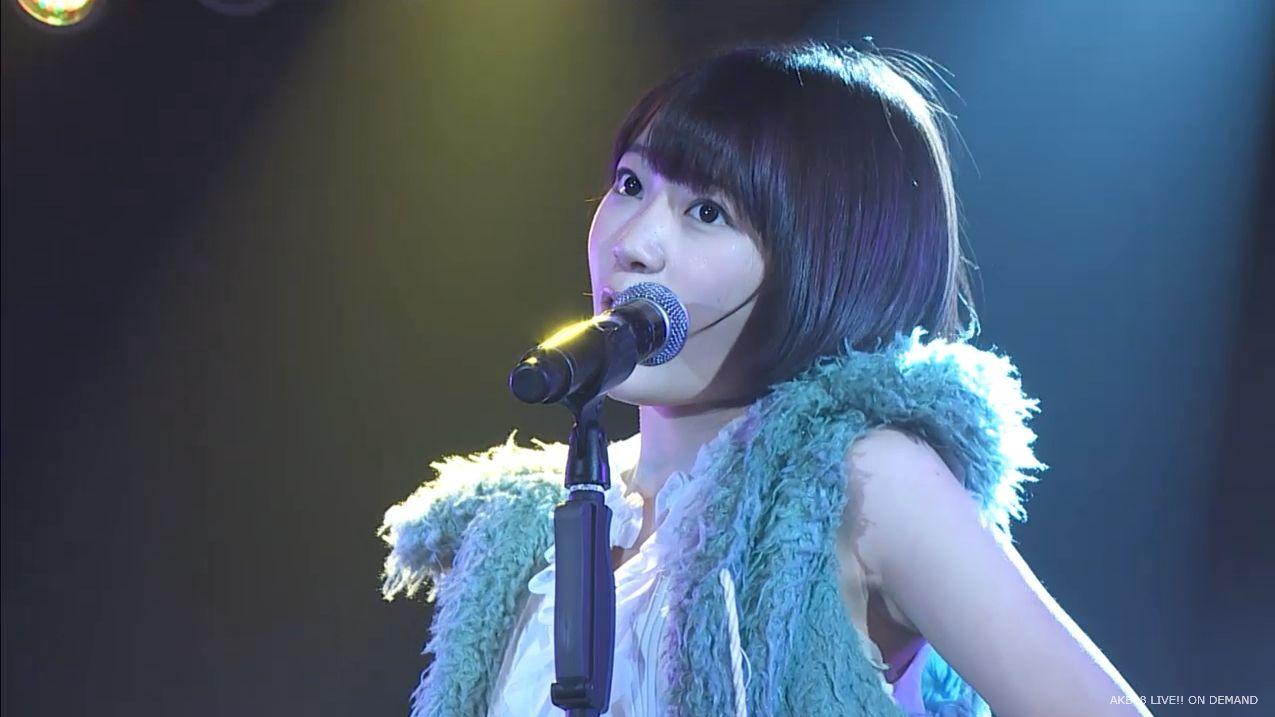 宮脇咲良 ハート型ウィルス AKB48チームA公演20140910 (29)