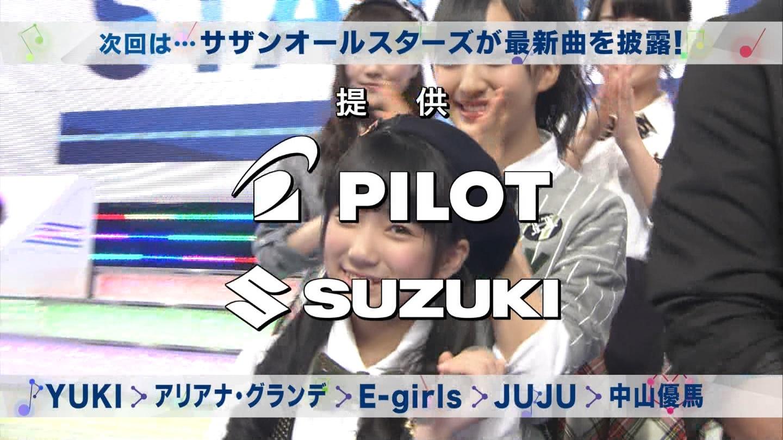 矢吹奈子 ミュージックステーション 控えめI love you 20140905 (51)