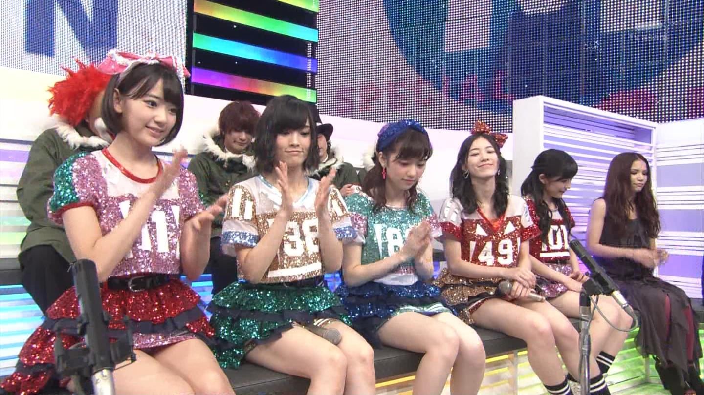 宮脇咲良 AKB48ミュージックステーション Mステ20140926 (42)