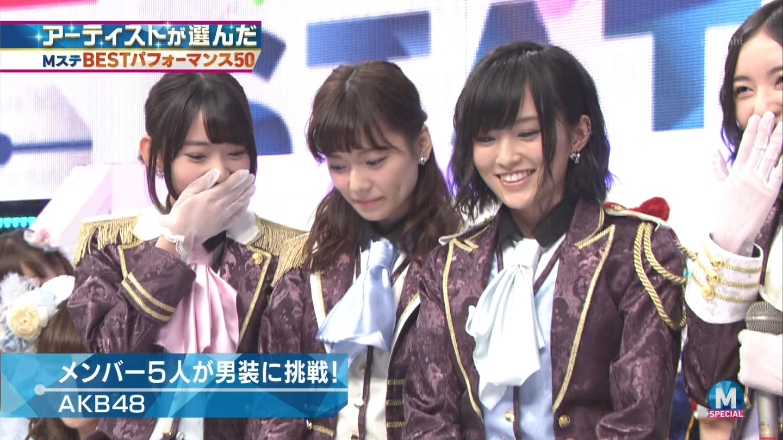 宮脇咲良 AKB48ミュージックステーション Mステ20140926 (19)