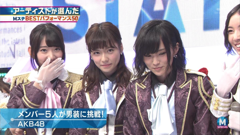 宮脇咲良 AKB48ミュージックステーション Mステ20140926 (20)