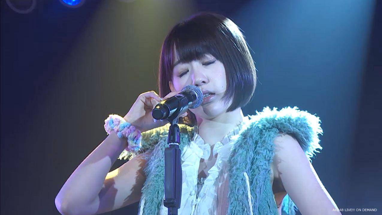 宮脇咲良 ハート型ウィルス AKB48チームA公演20140910 (31)