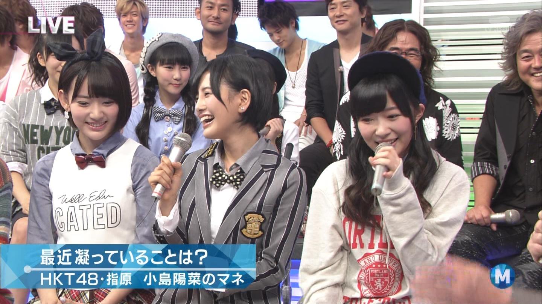 宮脇咲良 ミュージックステーション 控えめI love you 20140905 (41)