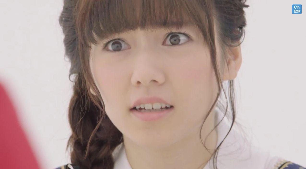 AKB48島崎遥香 マルちゃん正麺 塩味CM (9)