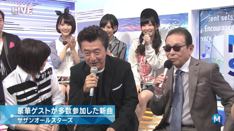 宮脇咲良 ミュージックステーション 控えめI love you 20140905 (27)