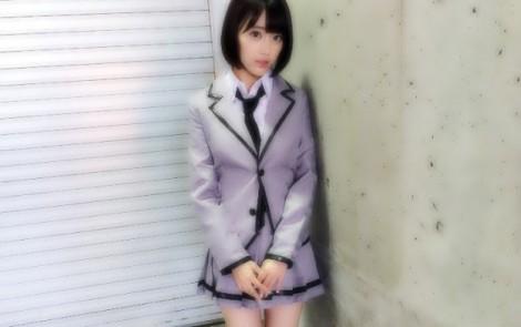 宮脇咲良 暗殺教室 コスプレ  (1)