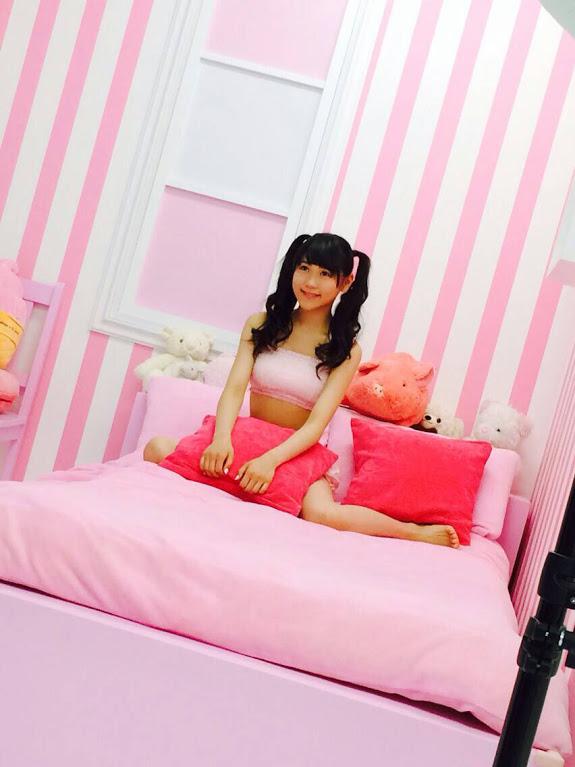 西野未姫 週プレ オフショット (2)