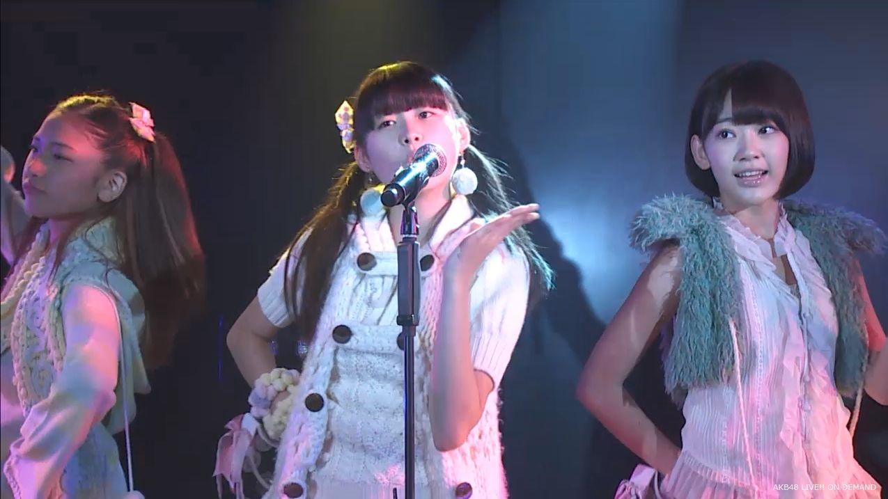 宮脇咲良 ハート型ウィルス AKB48チームA公演20140910 (24)