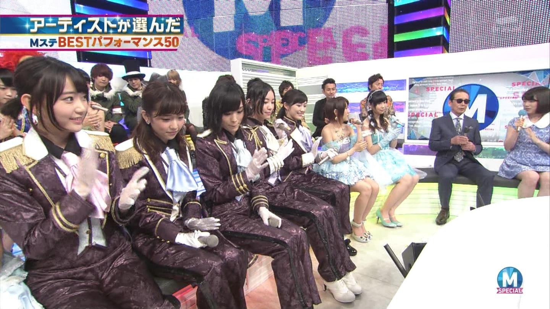 宮脇咲良 AKB48ミュージックステーション Mステ20140926 (14)