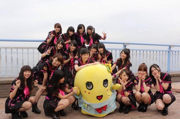 氣志團万博 AKB48