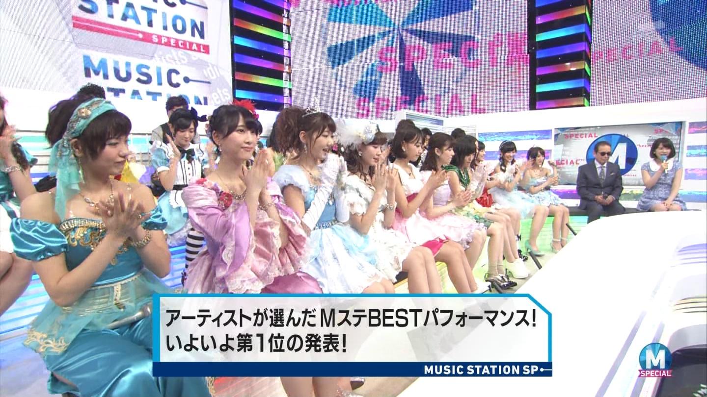 宮脇咲良 AKB48ミュージックステーション Mステ20140926 (88)