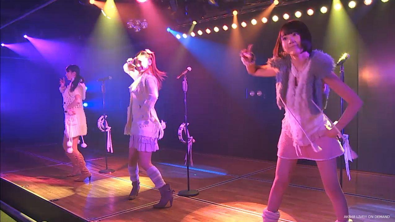 宮脇咲良 ハート型ウィルス AKB48チームA公演20140910 (37)