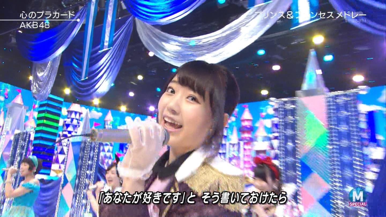 宮脇咲良 AKB48ミュージックステーション Mステ20140926 (72)