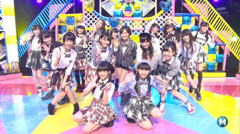 朝長美桜 ミュージックステーション 控えめI love you 20140905 (22)