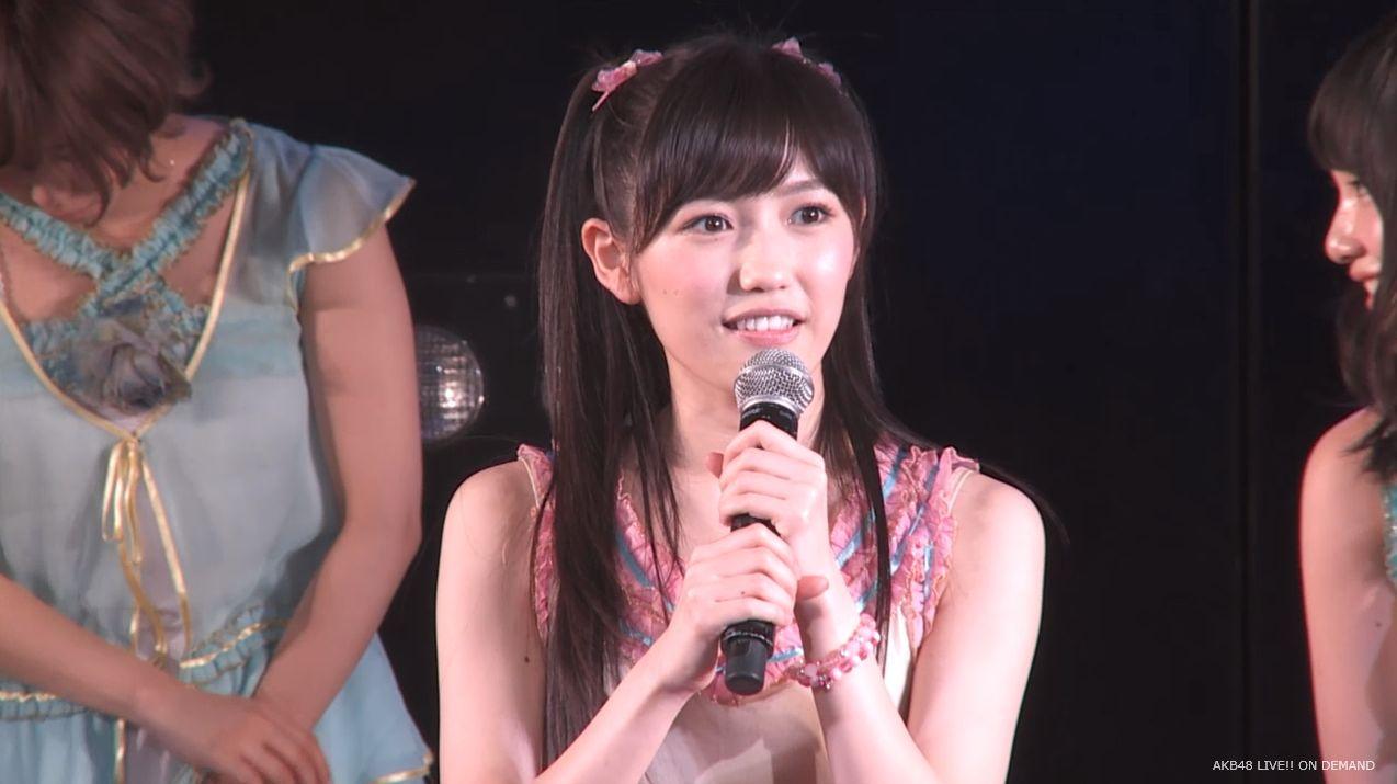 渡辺麻友ツインテール チームB公演 20140905 (35)