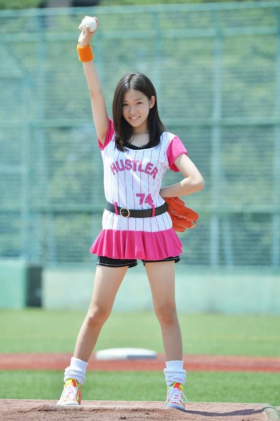 市川愛美 AKB48新聞オフショット