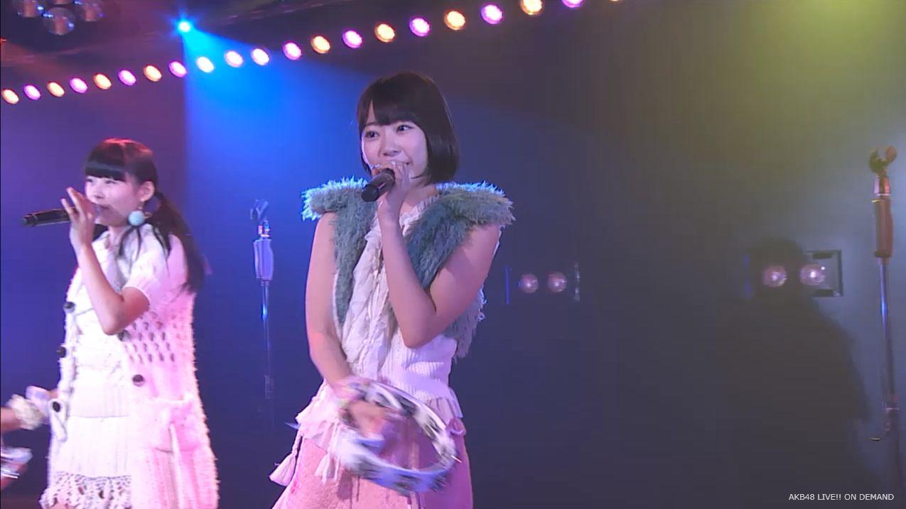 宮脇咲良 ハート型ウィルス AKB48チームA公演20140910 (45)