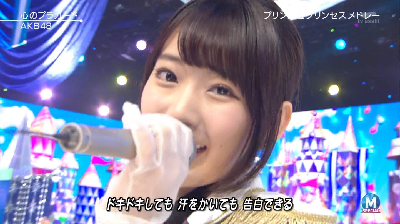 宮脇咲良 AKB48ミュージックステーション Mステ20140926 (74)