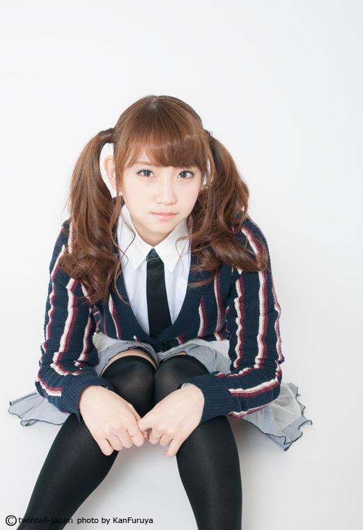 ツインテール永尾まりや (22)