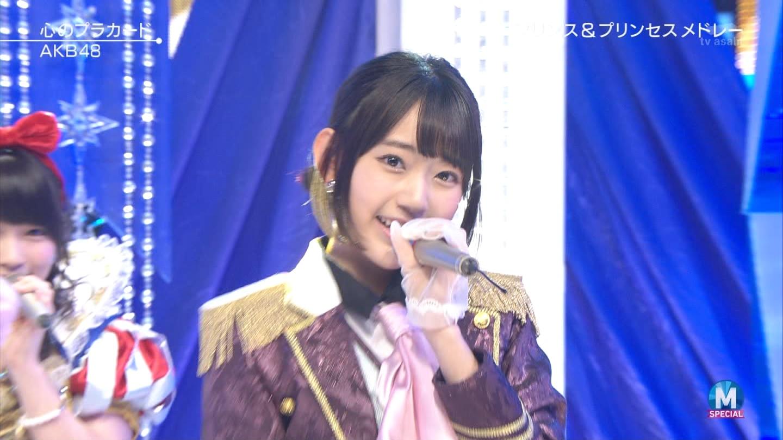 宮脇咲良 AKB48ミュージックステーション Mステ20140926 (70)
