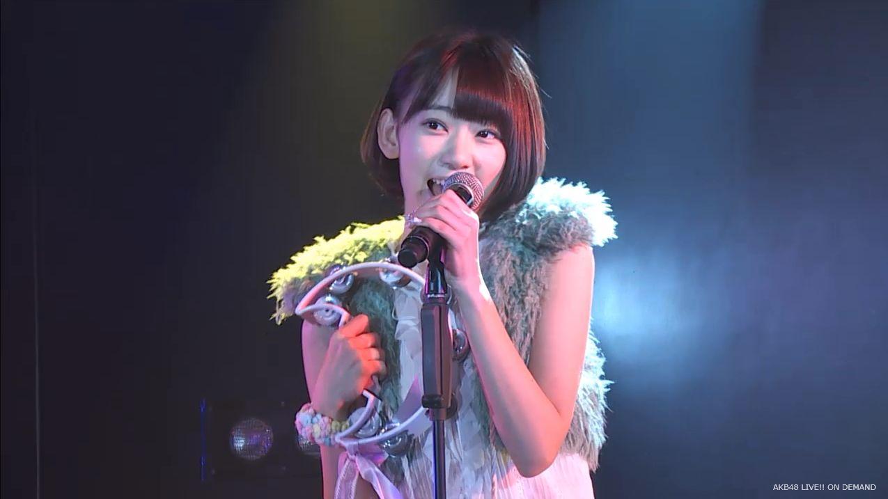 宮脇咲良 ハート型ウィルス AKB48チームA公演20140910 (28)
