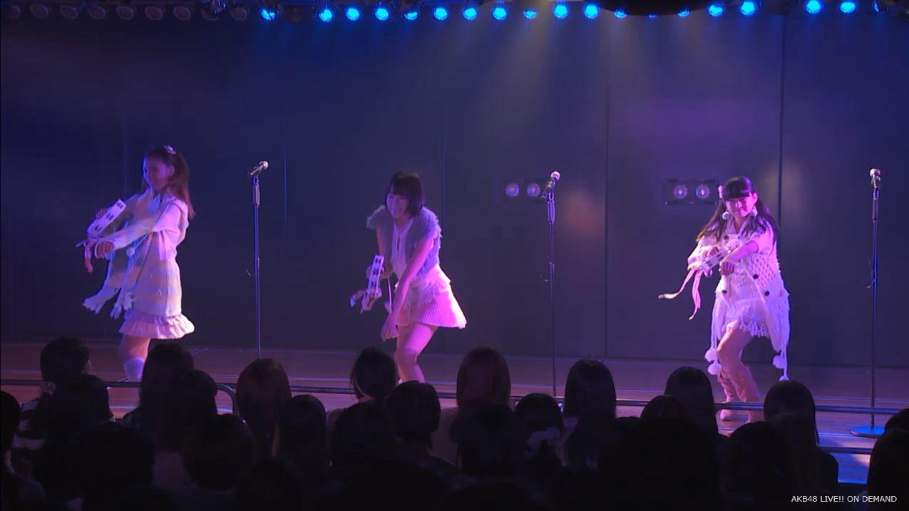 宮脇咲良 ハート型ウィルス AKB48チームA公演20140910 (11)