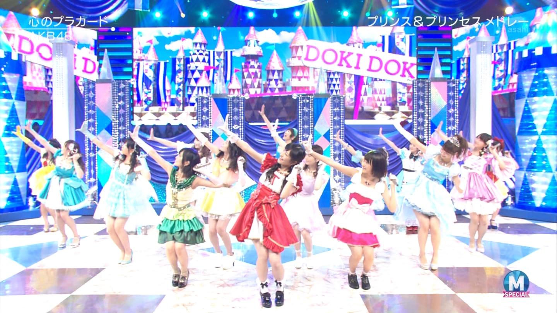 宮脇咲良 AKB48ミュージックステーション Mステ20140926 (81)