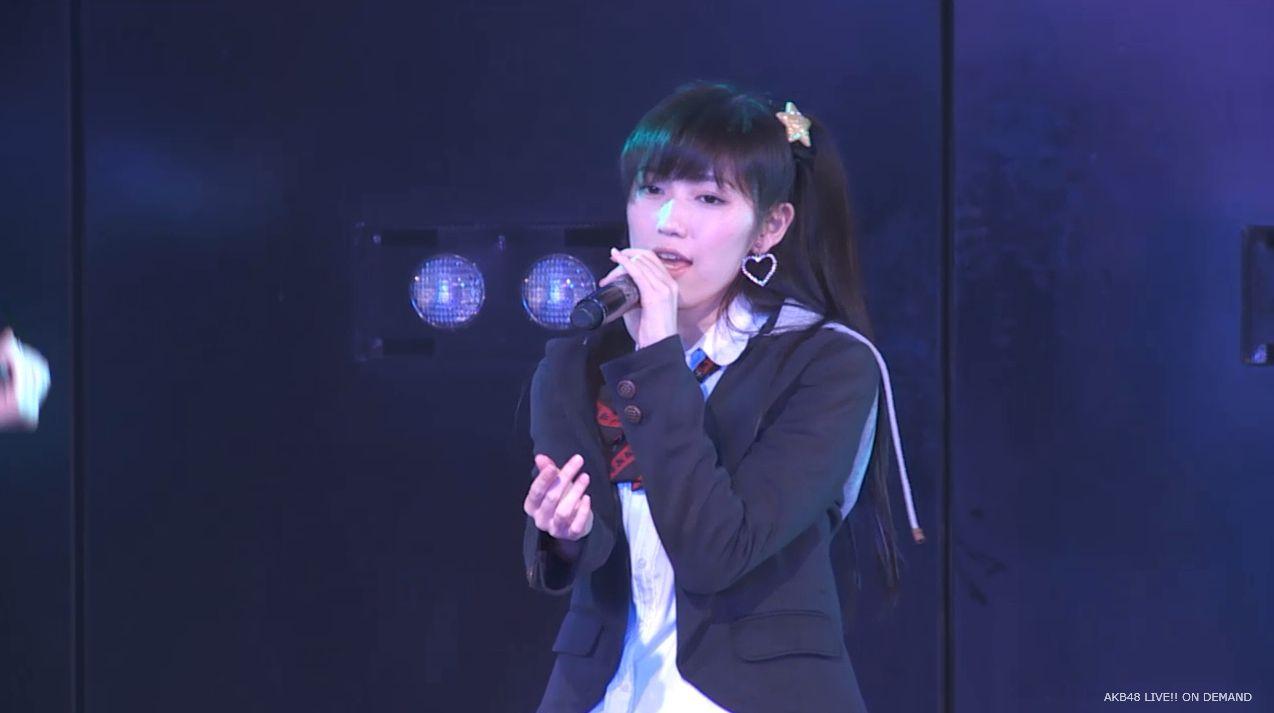 渡辺麻友ツインテール two years later チームB公演 20140905 (3)