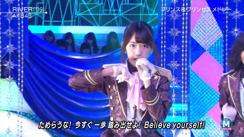 宮脇咲良 AKB48ミュージックステーション Mステ20140926 (51)