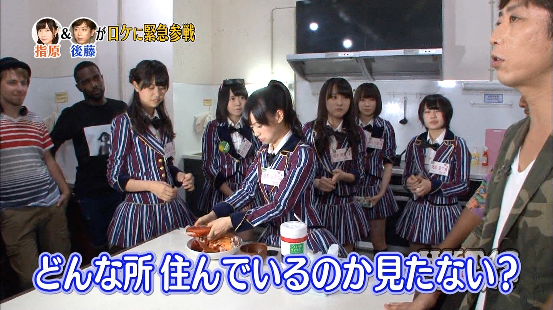 HKT48 おでかけ シェアハウス 駒田京伽 私を食べて  20140911 (30)