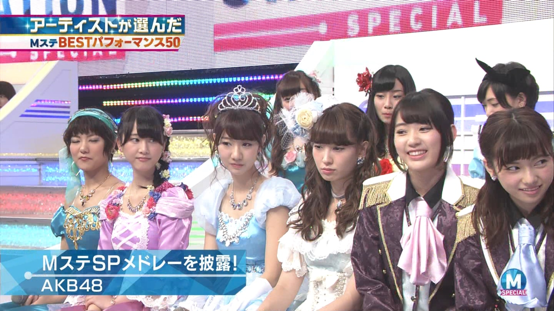 宮脇咲良 AKB48ミュージックステーション Mステ20140926 (33)
