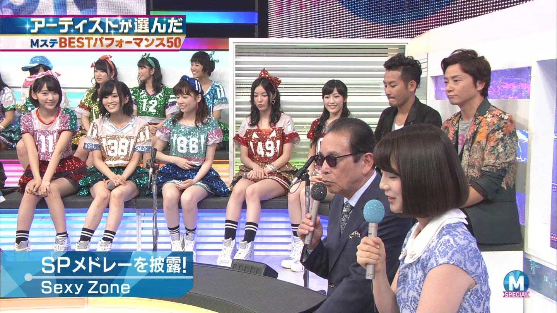 宮脇咲良 AKB48ミュージックステーション Mステ20140926 (41)