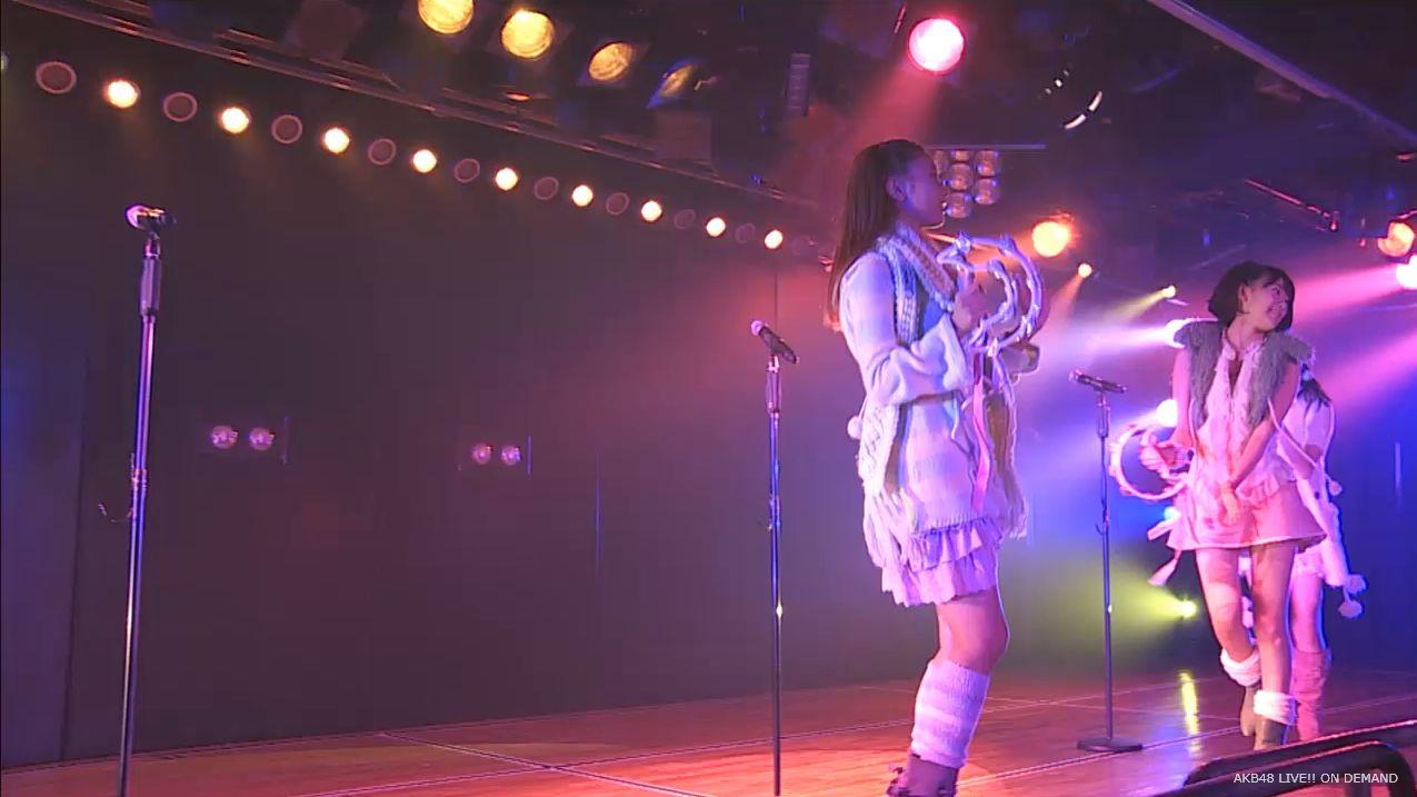 宮脇咲良 ハート型ウィルス AKB48チームA公演20140910 (19)