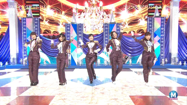 宮脇咲良 AKB48ミュージックステーション Mステ20140926 (56)