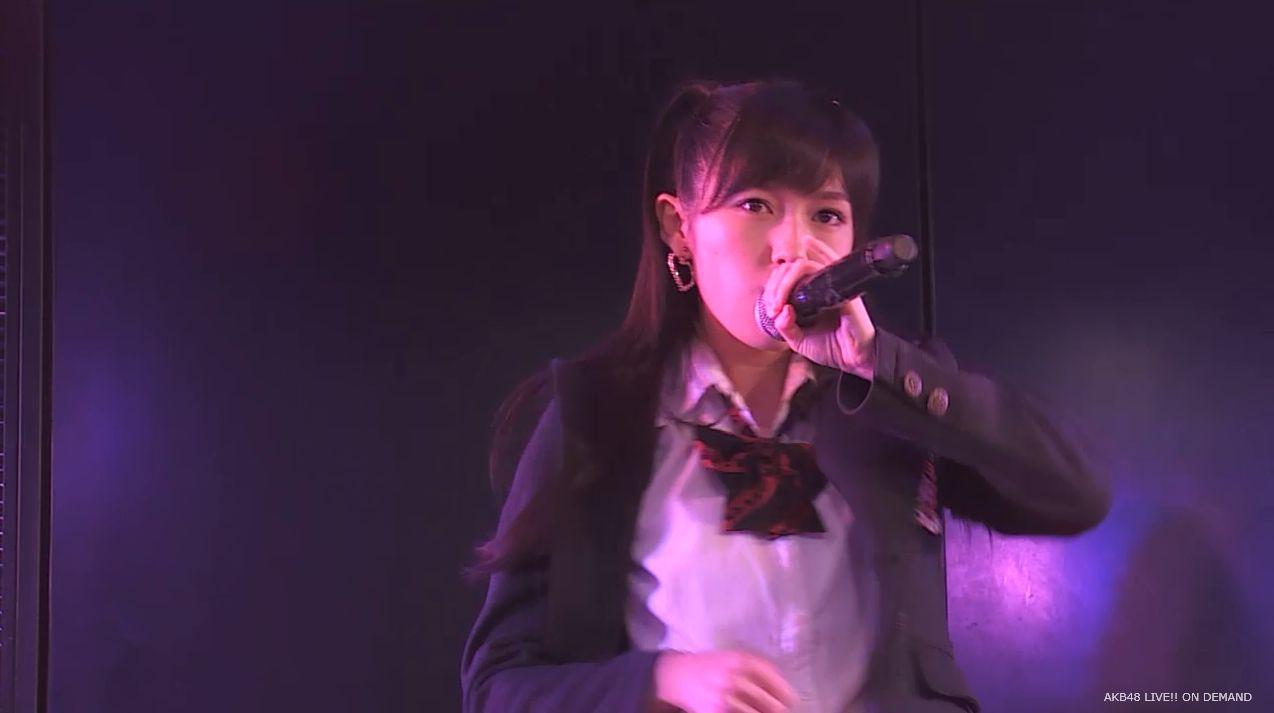 渡辺麻友ツインテール two years later チームB公演 20140905 (12)