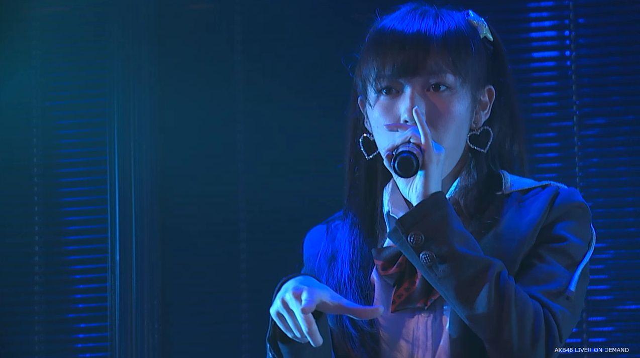 渡辺麻友ツインテール two years later チームB公演 20140905 (14)