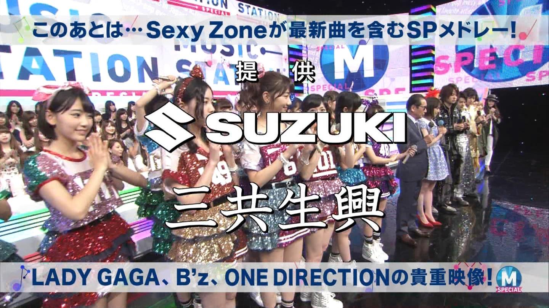 宮脇咲良 AKB48ミュージックステーション Mステ20140926 (10)