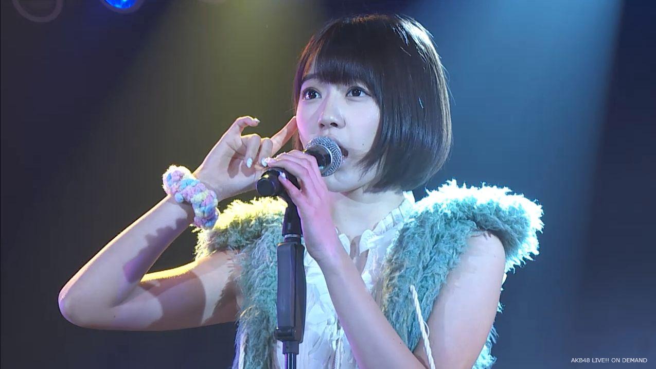 宮脇咲良 ハート型ウィルス AKB48チームA公演20140910 (30)